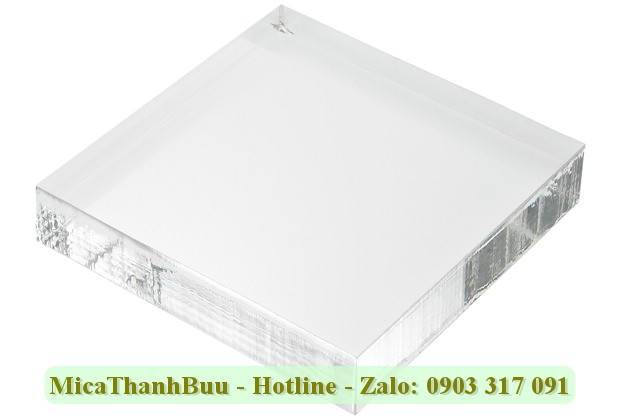 Mica trong suốt 20mm